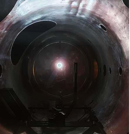 1.5KW SPT firing at Vacuum Chamber at LPSC .jpg