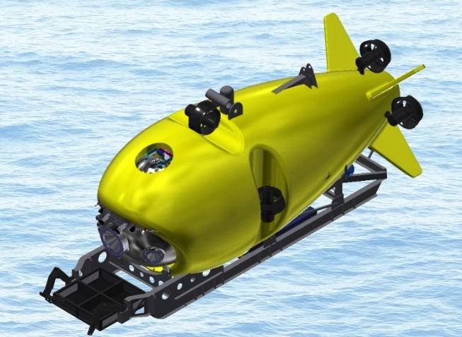 6000 m depth rated Manned Submersible.jpg
