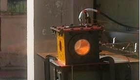 Experiment showing ignition of fuel air mixture in combustion chamber .jpg