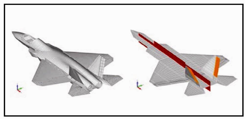 Finite element model and aeromesh of the AMCA Version 3B-08.jpg