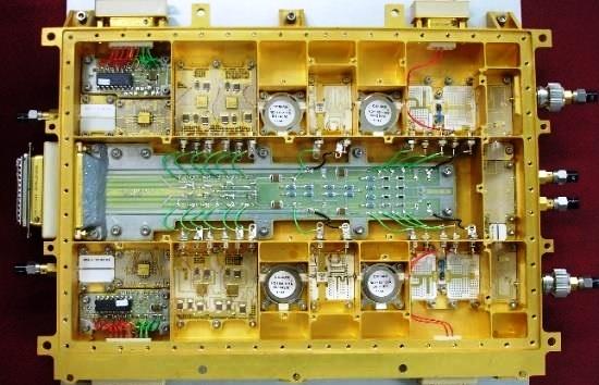 GaN based Dual Pol Pulsed Transmitter for Chandrayan-II .jpg