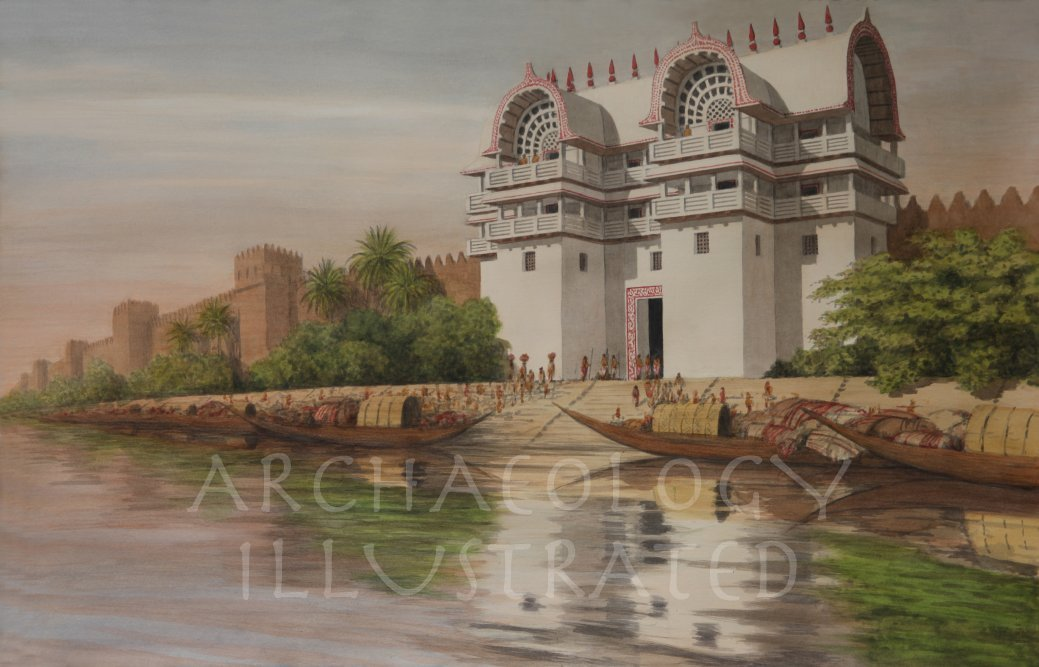 Indraprastha-Today8217s-Delhi-City-Gate-on-the-Yamuna-River-Ancient-Indian-Wood-Architecture-B...jpg