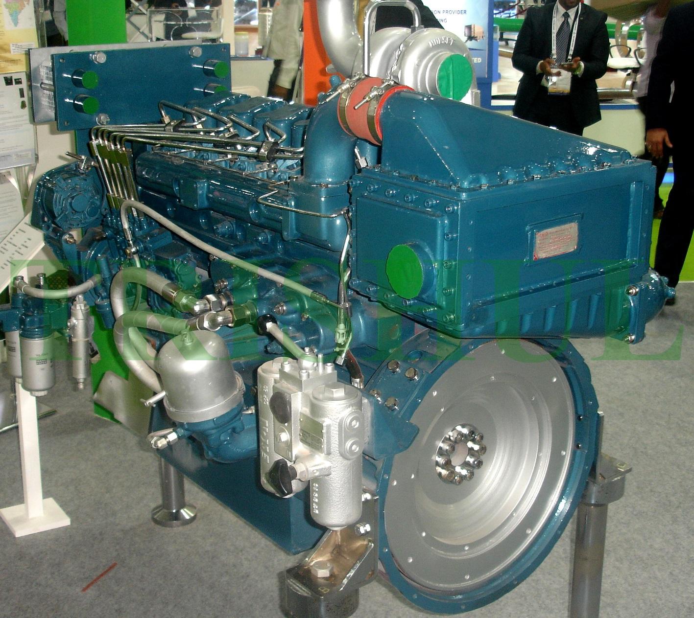 Kirloskar-developed diesel engine for BMP-2 ICV Upgrade.jpg