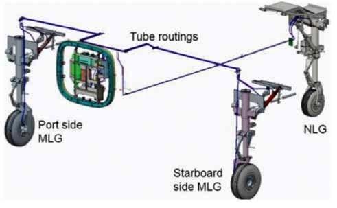 Landing gear system for Tapas UAV.jpg