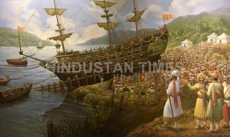 Life of Shivaji in 120 paintings_ Mumbai to host exhibition on Maratha king.jpg
