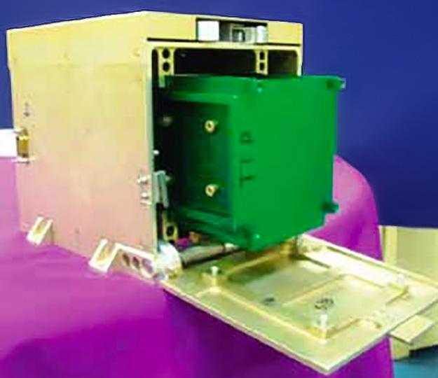 Nanosatellite being ejected.jpg