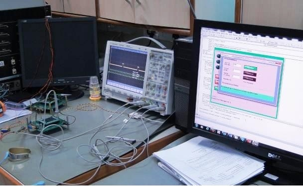 OBC-2.2 ASIC test setup .jpg