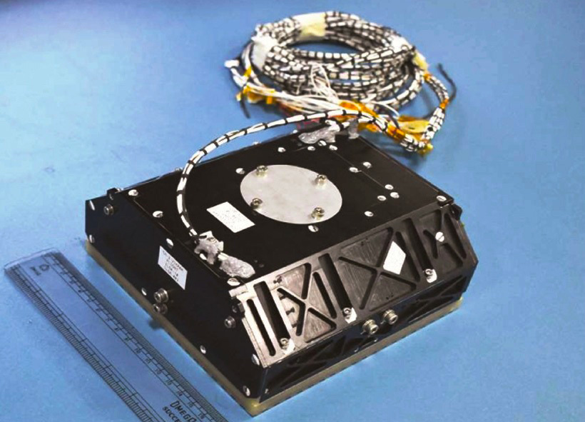 Photograph of instrument for lunar seismic activity (ILSA) package.jpg