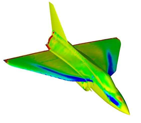Pressure field image of typical combat aircraft.jpg