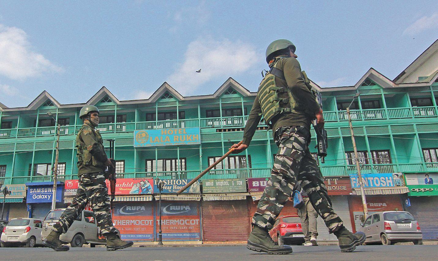 Shutdown-in-Kashmir-against-land-laws.jpg