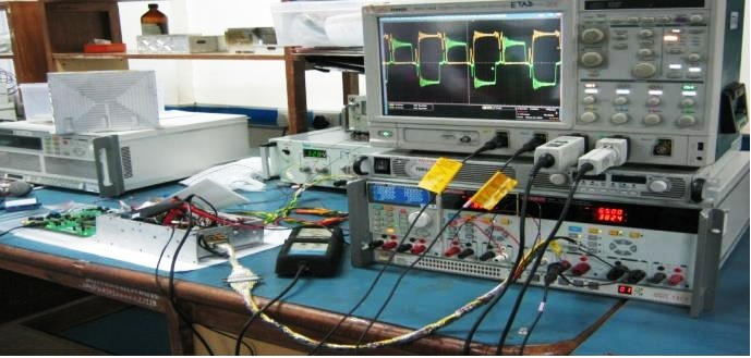 Test setup of the system .jpg