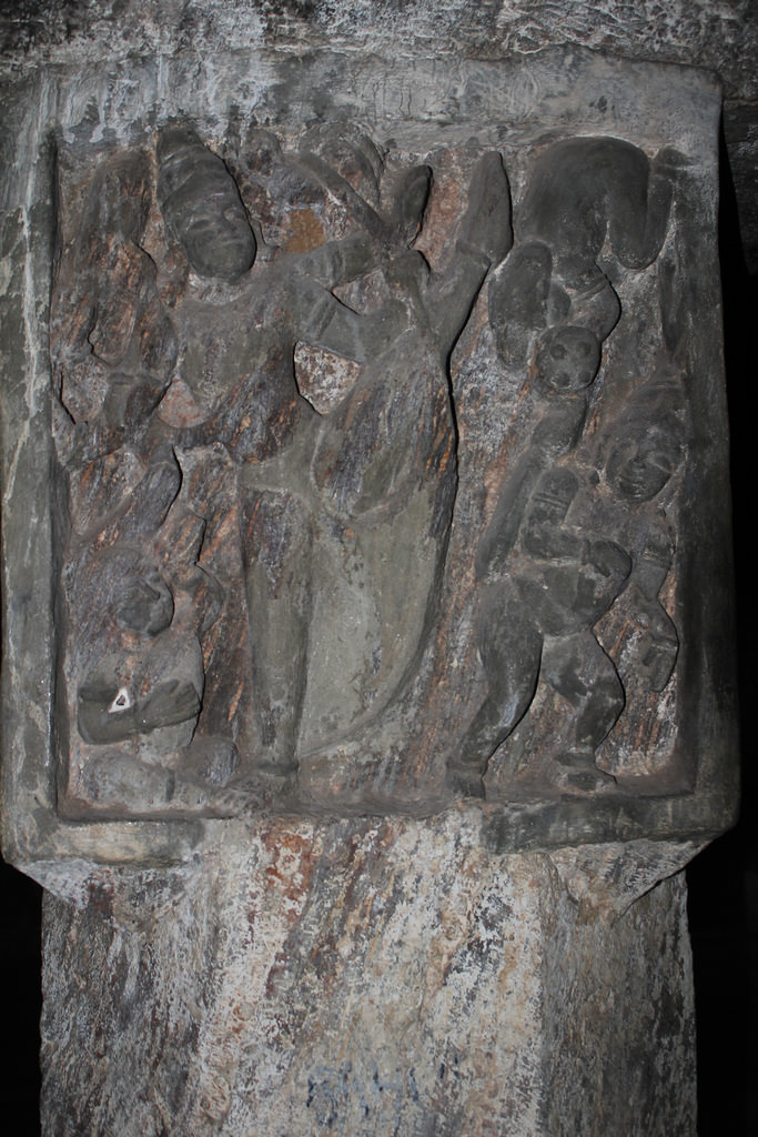 Undavalli caves, 4th-7th Centuries AD.jpg
