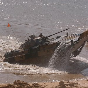 Indian Army BMP2