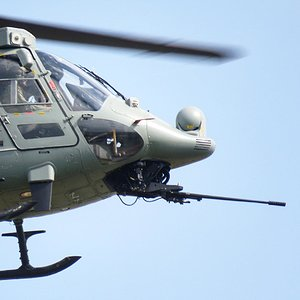 IAF Rudra Attack Helicopter