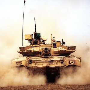 Indian Army T90 Bhishma