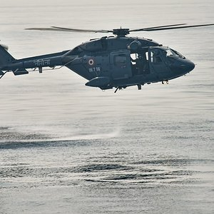 Indian Navy Dhruv