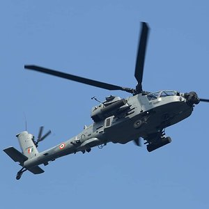 IAF Apache Attack Helicopter
