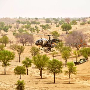 Indian Army Cheetah Helicopter