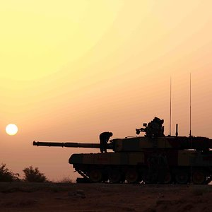 Indian Army Arjun Mark 1
