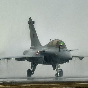 IAF Rafale Inducted