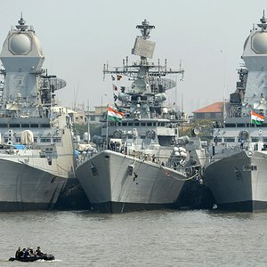 Kolkata and Delhi Class Destroyer