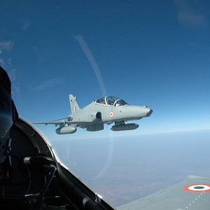 IAF Hawk Advanced Trainer